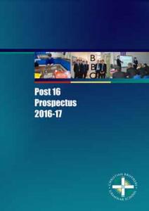 Post16 Prospectus 2016-17