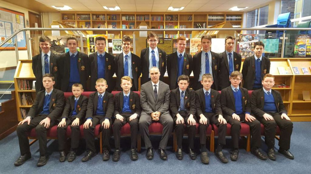 Omagh CBS Student Council
