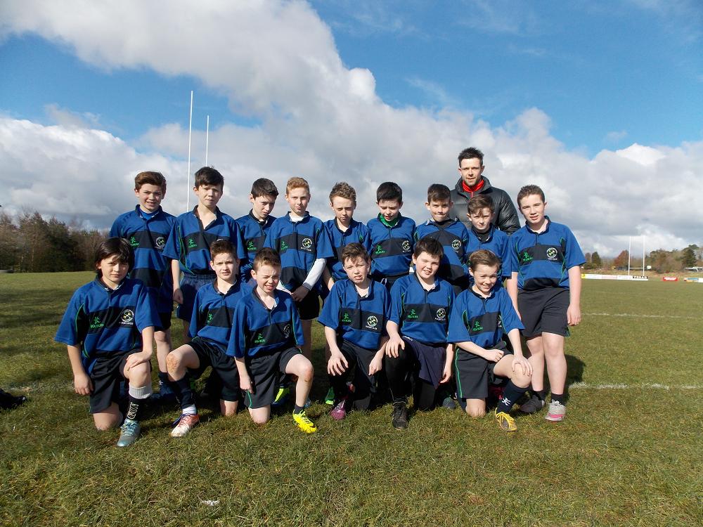 Year 8 team