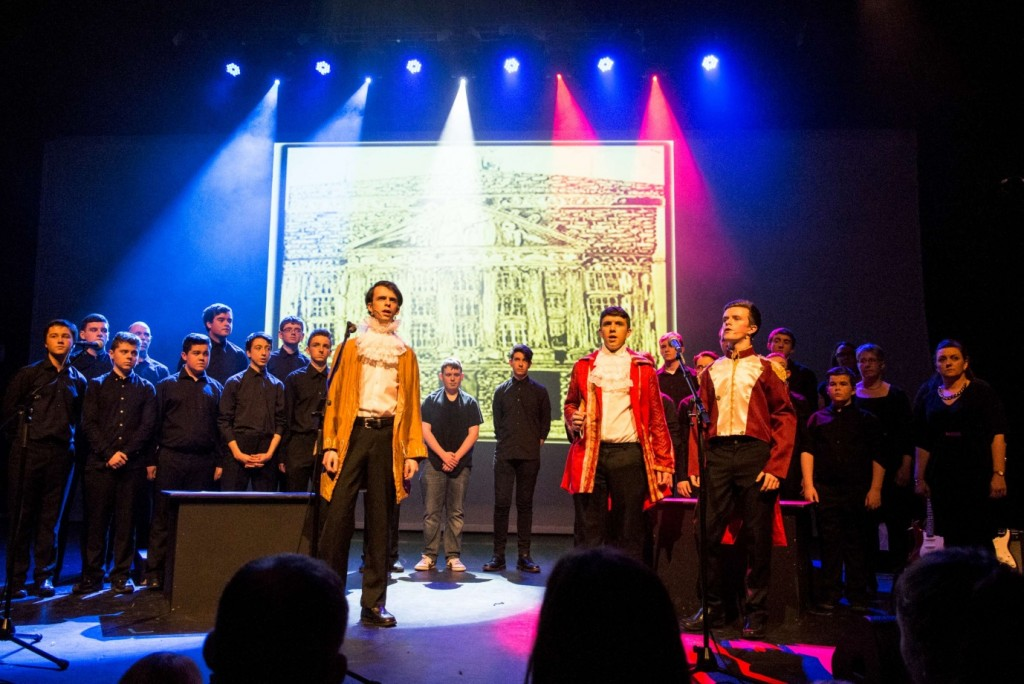 'Les Miserables' – Senior Choir – Strule Arts Centre