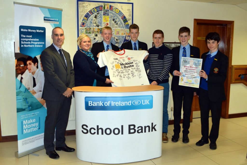 Omagh CBS school bank