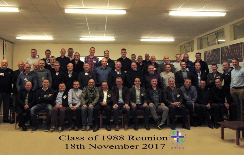 CBS Class of 1988