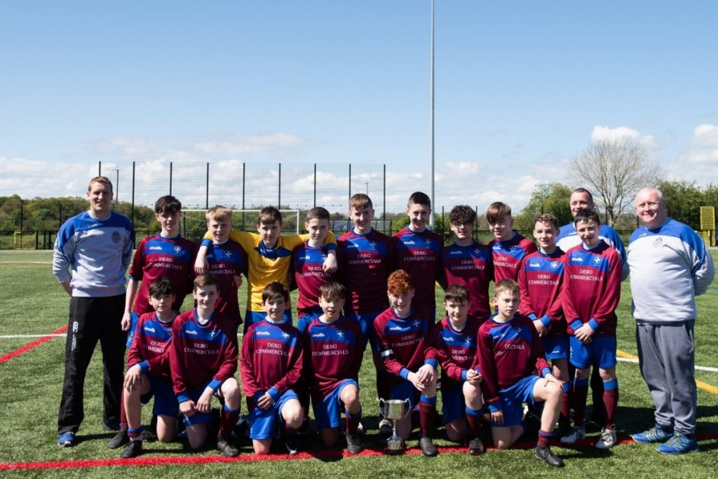 Omagh CBS U13 soccer