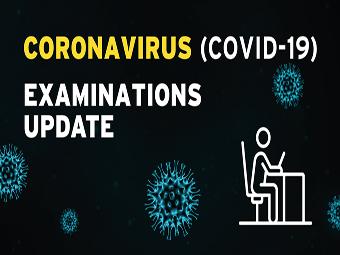 COVID 19 Exam updates news