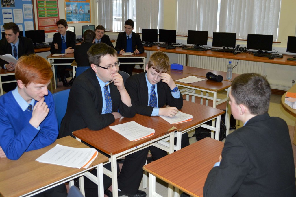 Year 12 Mock Interview Practice