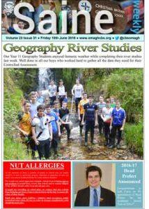 Saine Weekly Issue 31