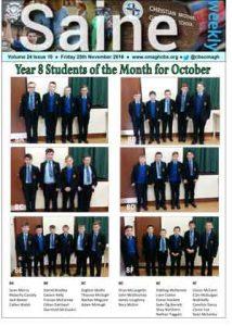 Saine Weekly Issue 10