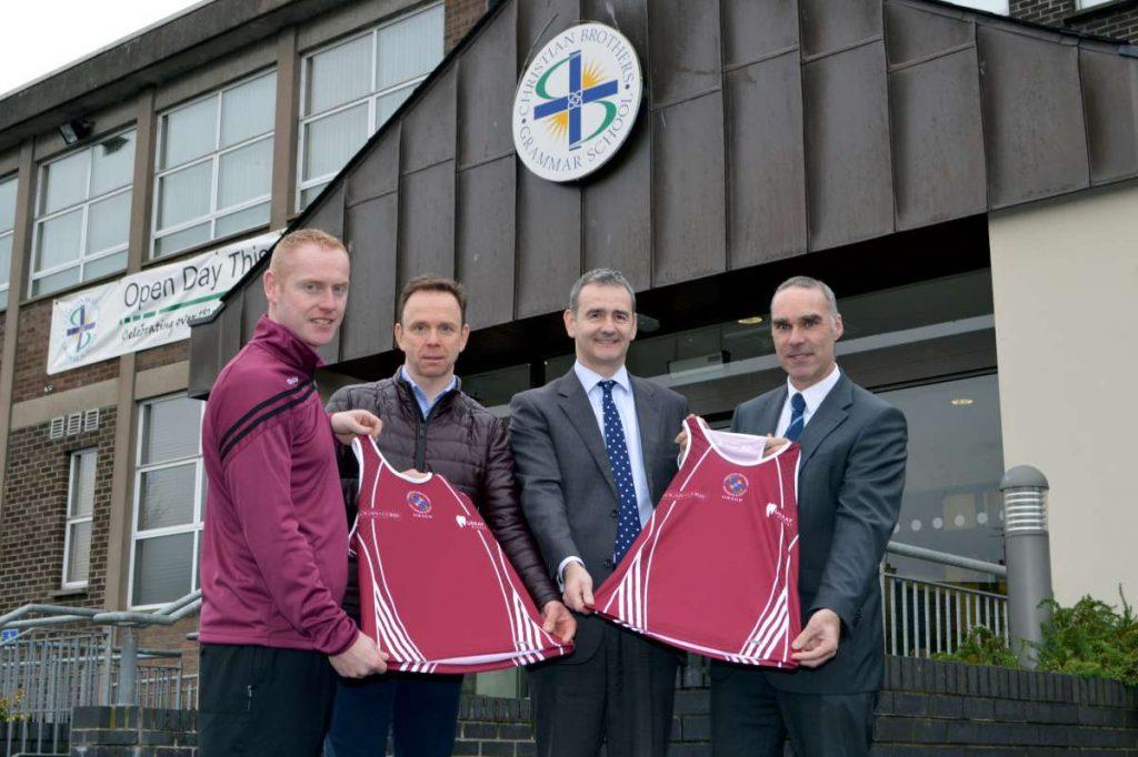 Omagh CBS athletics