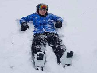 ski new cover