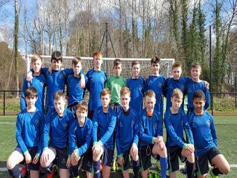 u13 soccer team news