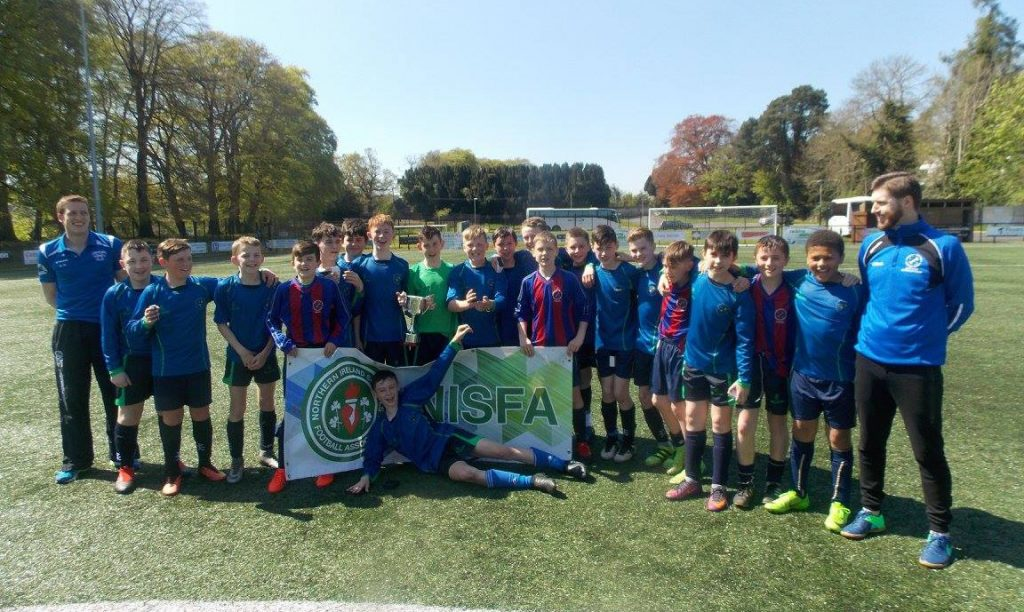 NI Schhols cup winners