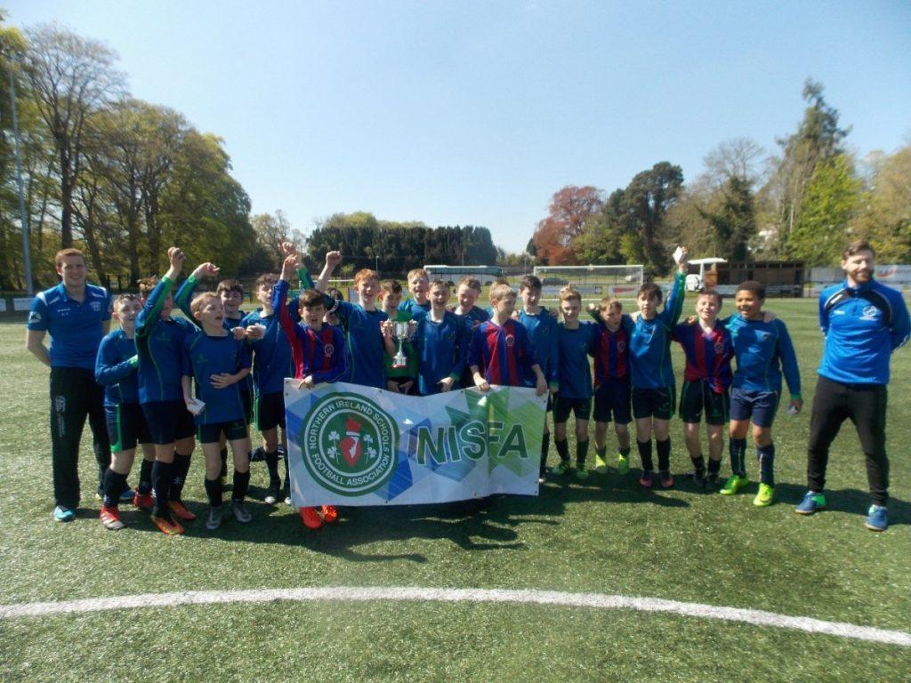 U13 schools cup winners 2017