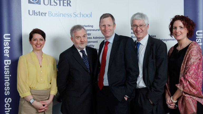 Ulster Uni Parents