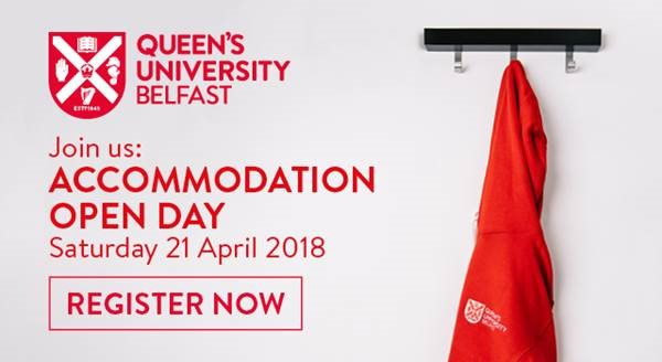 QUB Accommodation Open Day