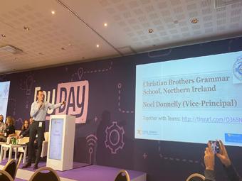 Mr Donnelly in estonia news
