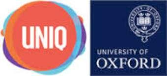 University of Oxford UNIQ programme-340
