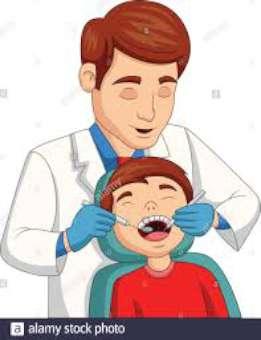 Dentist cartoon image-340