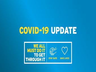 Covid update news
