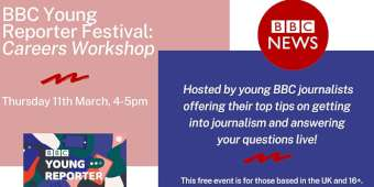 BBC Young Reporter festival – Career Workshop-340